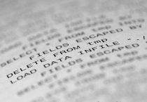 Текстовете в един бло