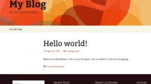 как да нагласия Wordpress